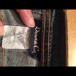 Denim&Co Skirts - Denim & Co. Skirt